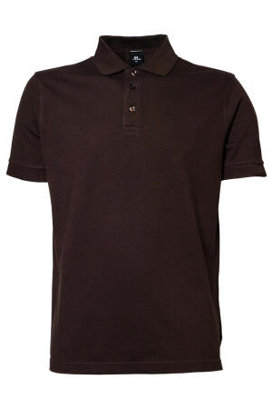 Mens Stretch Deluxe Polo